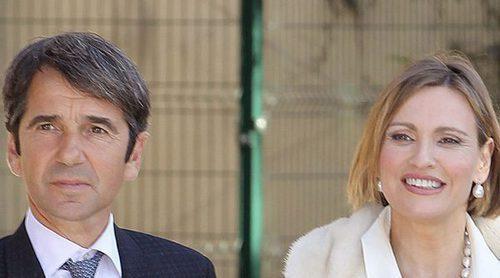 Ainhoa Arteta y Jesús Garmendia se separan tras 11 años de relación y un hijo en común