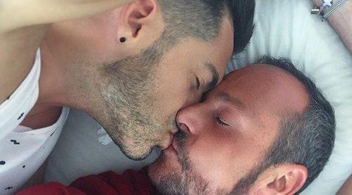 Nacho Montes conquista al Mr Gay World Roger Gosalbez: con este romántico beso han desvelado su amor