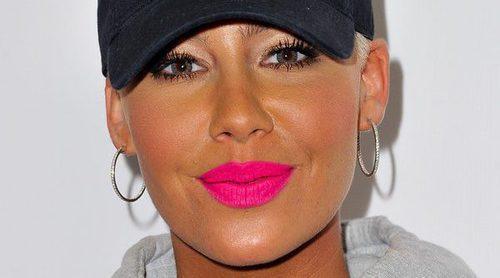 Amber Rose quiero tener otro hijo de su exmarido Wiz Khalifa: 'Quiero que me dé su esperma'
