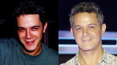 Así ha cambiado Alejandro Sanz: De sus inicios como Alejandro Magno a su etapa como coach de 'La Voz'