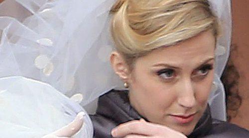 La boda de Cecilia Freire, 'arruinada' por Paula Echevarría, Marta Hazas y Adrián Lastra