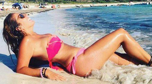 Anabel Pantoja presume de cuerpazo en las playas de Mallorca