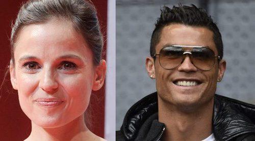 Elena Anaya dice de Cristiano Ronaldo: 'Es un ídolo falso porque transmite valores egoístas'