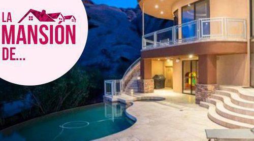 Un palacio de cristal: Así es la mansión de 8000 metros cuadrados de Arizona que vende Alicia Keys