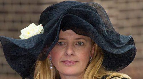 Mabel de Holanda en 4 tragedias y alegrías de la desconsolada viuda del príncipe al que mató la nieve