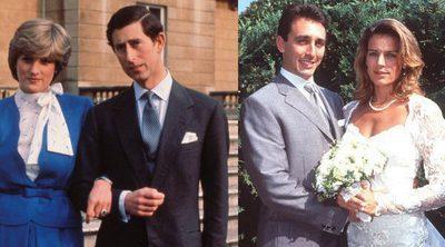 Maldiciones, infidelidades y peleas: los divorcios más escandalosos de la realeza