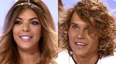 Ración de besos en 'MYHYV': Víctor con Sofía y Ana Anginas con Agustín