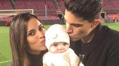 Gala Bartra cumple 1 año: Así ha sido el primer año de vida de la hija de Marc Bartra y Melissa Jiménez