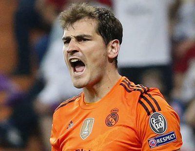 Iker Casillas estalla y se enfada con 'El Chiringuito de Jugones': 'Me estáis vacilando, ¿no?'