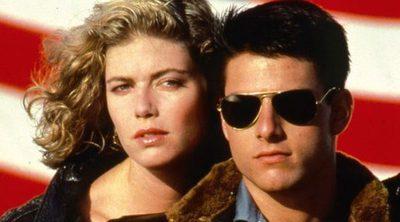 30 años del estreno de Top Gun: Sus protagonistas Tom Cruise y Kelly McGillis siguieron caminos muy diferentes
