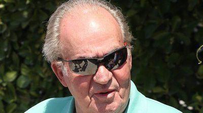 La escapada veneciana del Rey Juan Carlos: almuerzos, paseos y compras