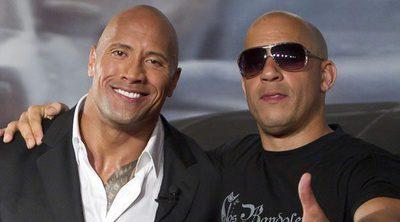 Dwayne Johnson vuelve a la carga contra Vin Diesel: una publicación incendia las redes