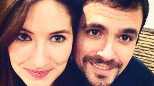 Alberto Garzón anuncia su boda con Anna Ruiz tras 4 años de relación: