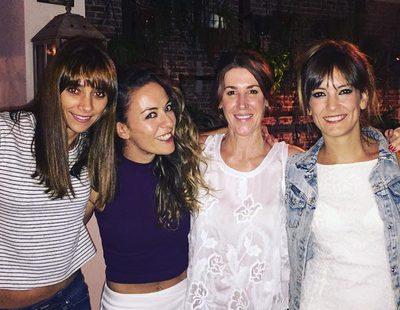Mariam Hernández, Miriam Cabeza y Mar Abascal se reencuentran fuera del 'Gym Tony'