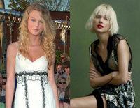 Así ha cambiado Taylor Swift: De niña prodigio del country a estrella mundial del pop