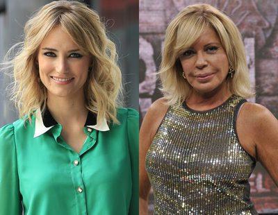 Alba Carrillo acaba llorando en 'Hable con ellas' tras enfadarse con Bárbara Rey