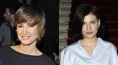 Miriam Giovanelli y Sandra Barneda, pilladas en topless