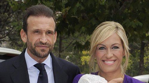 Luján Argüelles, toda una madraza de feria con su hija Miranda