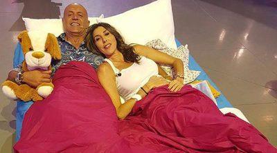 Paz Padilla y Kiko Matamoros se reconcilian en la cama después de su gran pelea