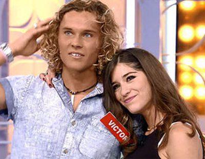 'MYHYV': ¿Serán Víctor y Sofía los primeros en irse de la mano en el trono de verano VIP?