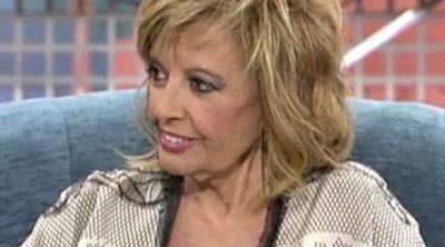 María Teresa Campos: 'El docu-reality potenciará a Terelu. Como profesional no lo necesita'