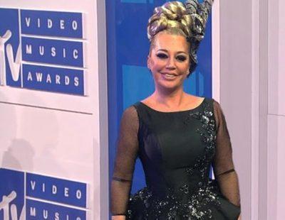 Un cantante creyó que Belén Esteban estaba en los MTV VMAs 2016 y ella se convierte en Trending Topic