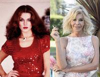 Así ha cambiado Bibiana Fernández: De 'chica Almodóvar' y vedette como Bibi Andersen a colaboradora televisiva