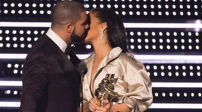 Drake declara su amor por Rihanna en los MTV VMAs 2016: 'He estado enamorado de ella desde los 22 años'