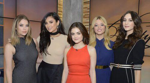 Pretty Little Liars finalizará tras la emisión de su séptima temporada