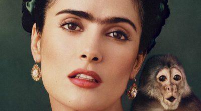 Las 5 películas que más han marcado la carrera de la actriz mexicana Salma Hayek