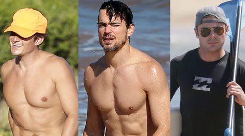 Paddle Surf, el deporte de los famosos: Orlando Bloom, Zac Efron y Matt Bomer lo practican