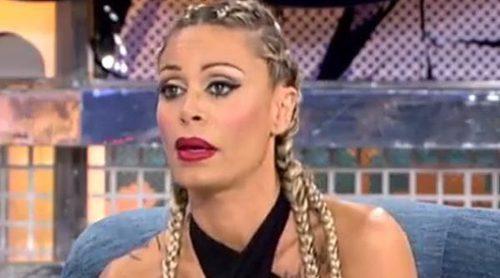 Tatiana Delgado sufre una dolorosa infección en el culo por una operación estética mal hecha