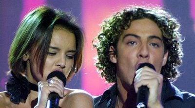David Bisbal y Chenoa cantarán juntos 'Escondidos' en el concierto de reencuentro de OT 1