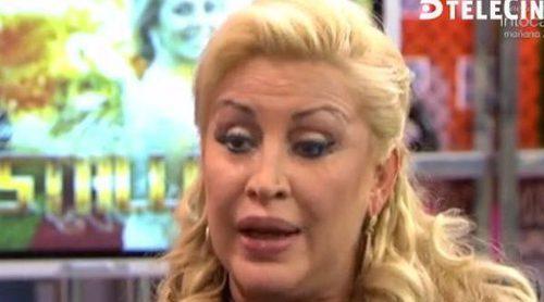 Raquel Mosquera rompe su silencio en 'Sálvame Deluxe' y habla de Rocío Carrasco y Fidel Albiac