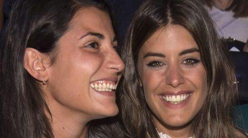Dulceida y Alba Paul pasean su amor en la Madrid Fashion Week días después de su espectacular boda