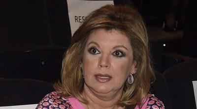 Terelu Campos sobre si participaría en 'Gran Hermano VIP': 'Hasta luego Mari Carmen'