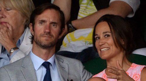 El prometido de Pippa Middleton no se adapta a estar en el ojo mediático constantemente