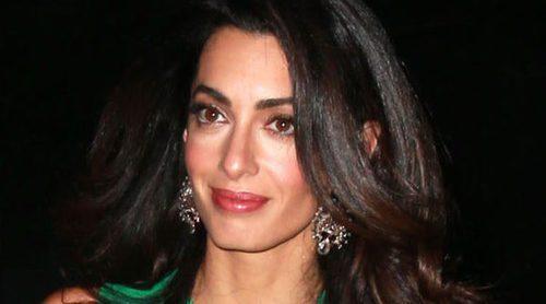 Amal Clooney lleva a juicio al ISIS y George Clooney teme por su vida