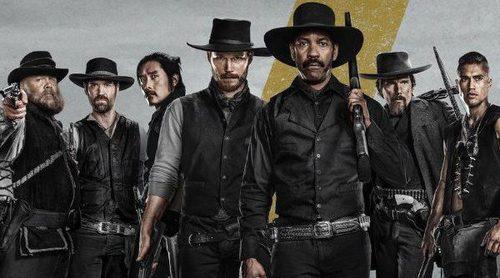 'Los siete magníficos' destaca entre los estrenos de cine