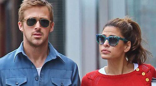 Ryan Gosling y Eva Mendes se han casado en secreto