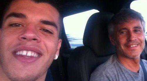 Sergio Dalma y su hijo Sergi Capdevilla se reconcilian tras años de mala relación