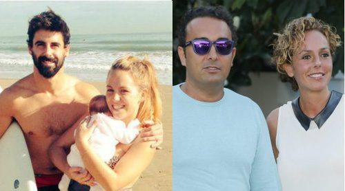 De Yoli y Jonathan ('GH15') a Rocío Carrasco y Fidel Albiac: estas son las parejas del verano