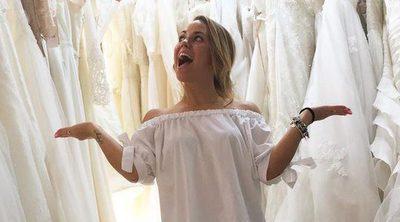 La boda cada vez más cerca: Yoli GH15 ya tiene vestido de novia para casarse con Jonathan