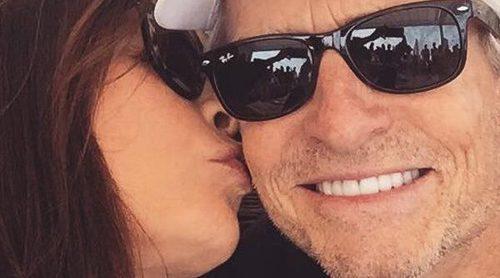 Catherine Zeta-Jones se pone romántica para felicitar a Michael Douglas por su cumpleaños