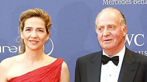 Manos Limpias dice que el Rey Juan Carlos les ofreció 2 millones para salvar a la Infanta Cristina del juicio