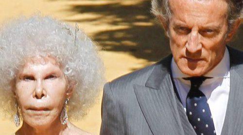 Las bodas de la Casa de Alba: de las 3 de la Duquesa de Alba a la de sus hijos y nietos