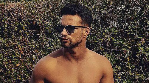 Jesús Castro desnudo: muestra su cuerpazo en una foto muy insinuante tras ducharse