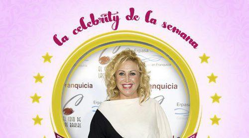 Raquel Mosquera: la celeb de la semana por su ingreso hospitalario tras una recaída en su enfermedad