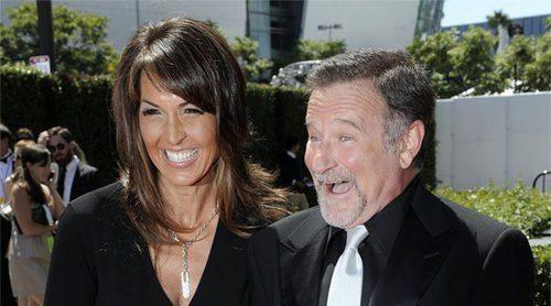 La desgarradora carta de la viuda de Robin Williams: 'La demencia con cuerpos de Lewy es lo que le mató'