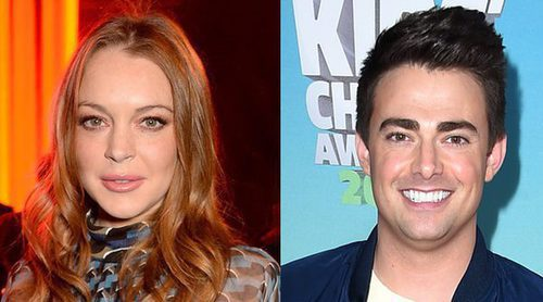 Lindsay Lohan y Jonathan Bennett celebran el día de 'Chicas Malas' con una videollamada